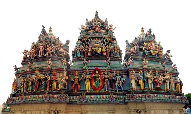 小印度旅游景点_新加坡小印度