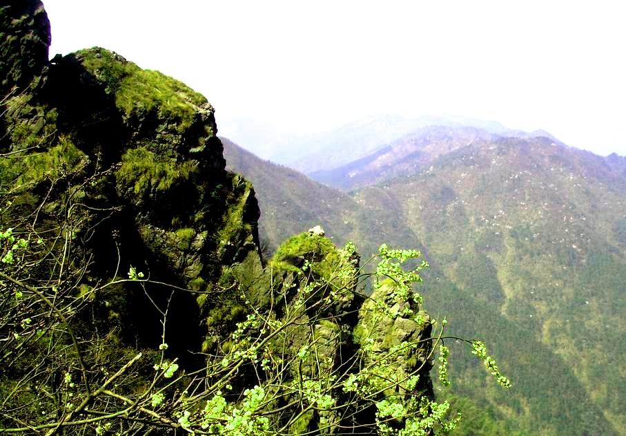 武陵风景区旅游景点_台湾武陵风景区