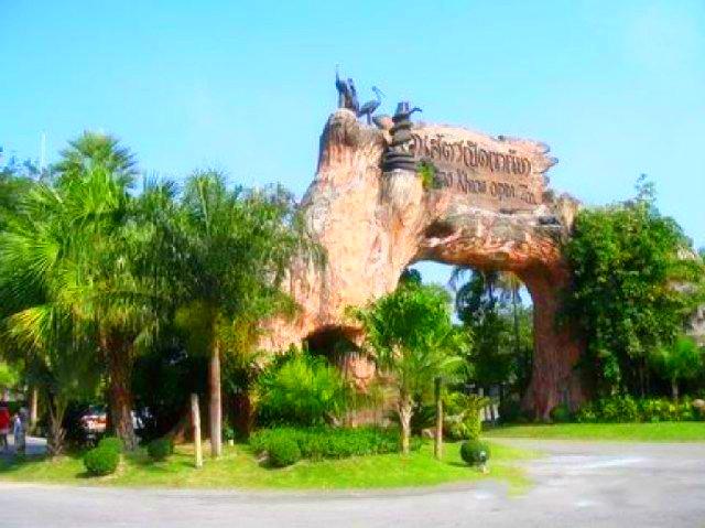曼谷野生动物园旅游景点
