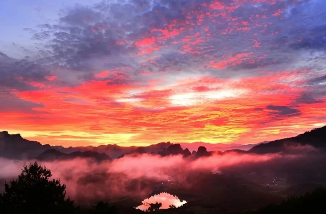武夷山热门景点