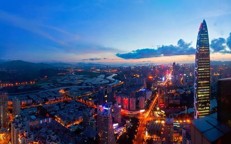 深圳超全旅游攻略